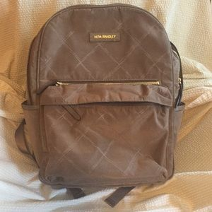 Vera Bradley Backpack GOLD
